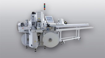 Gamma wire cutting, stripping and crimping systems