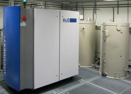 H2o Zero water useage