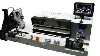 Komax SLE micrograph lab