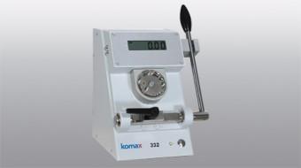Komax SLE pull testers